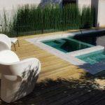 Domáce bazény