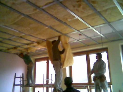 Tepelna izolacia betonoveho stropu
