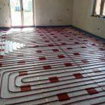Udržba a odvzdušnenie podlahového kúrenia