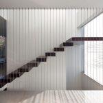 Dom okolo schodiska